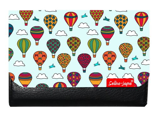 Selina-Jayne Hot Air Balloons Limited Edition Designer Small Purse